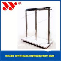 2013 Perfect cheap clothes display racks and stands