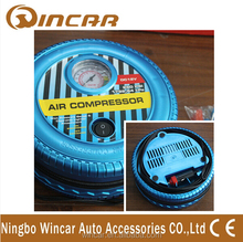 New Style Low Profile Tire Inflation Air Inflator Pump