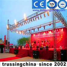 truss,spigot truss,global truss with TUV special design for stage lighting truss events