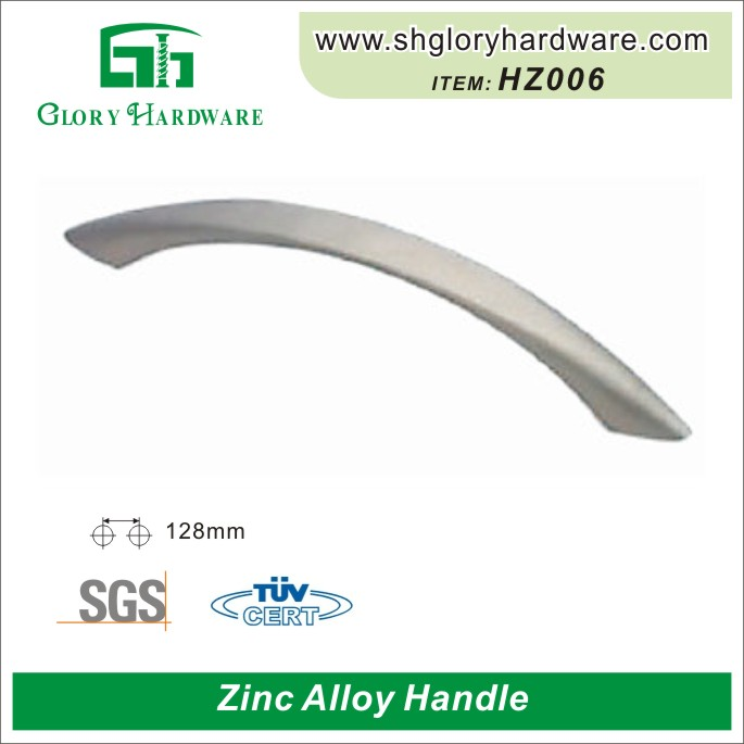 White Widely Used Glory Furniture Handle 76Mm