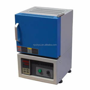 Mini Electric Melting Muffl Furnace SX2-2-12TP for 1200C Heating