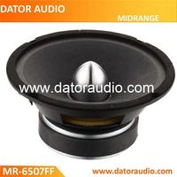 high frequency mid range speaker with paper cone with low price