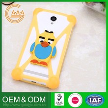 Golden Supplier Custom Printing Logo reduce silicone waterproof cell phone case for samsung galaxy s4 mini
