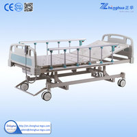 Cheap and Hot Sell Multi-Function Eelectric ICU Hospital Bed for Nursing