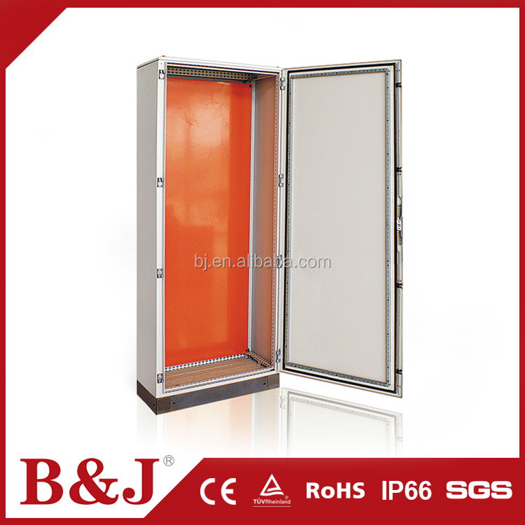 B&J Customized IP55 Waterproof Electrical Floor Box / Floor Standing Cabinet