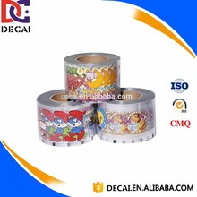 Cheap printing transfer film cartoon foil wholesale 3d sublimation for stationery