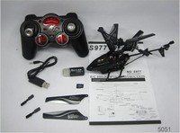 Excellent quality best selling valentines 3.5ch rc helicopter 9961