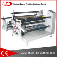 Non-Woven Fabric /Cloth Roll automatic slitting machine