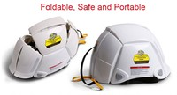 Modern New Design Half Face Safty Dirt Bike/Moto Accessories folding Helmet