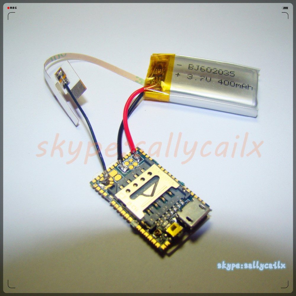 gps transmitter chip tracker m61 pcba board to customize your own model