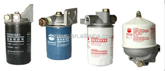 CX0712B yuchai engine filter fuel water separator