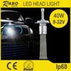 New arrival auto led bulb 9006 80w 9600lm high power h1 h3 h4 h7 h11R3 car led headlight bulbs
