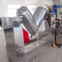 Powder Product Type and Powder Application Powder V shape Mixer
