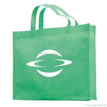 Wally shopping bag recyclable plain non woven big bag for promotion