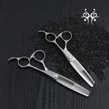 QJ-HS117 6inch combination Japanese hair scissors