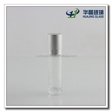 Custom made glass bottle roll on 7ml for perfume wholesale