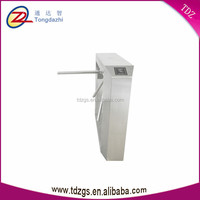 Access control CE approved tripod turnstile mechanism & automatic turnstile gate & tripod turnstiles