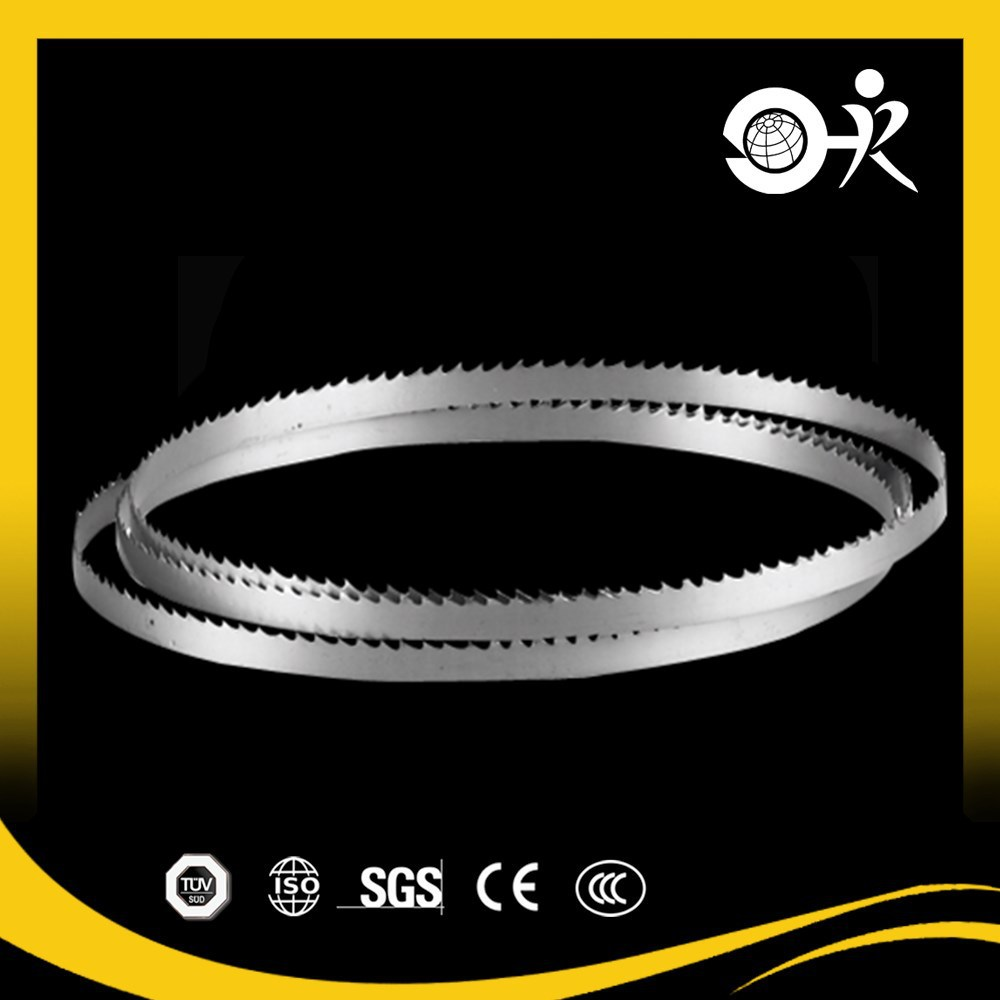 New product customized meat and bone cutting machine food band saw blade