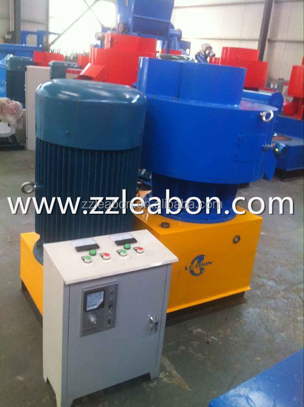 CE Approved Biomass Waste Auto Palm Shell Kernel Wood Pellet machine