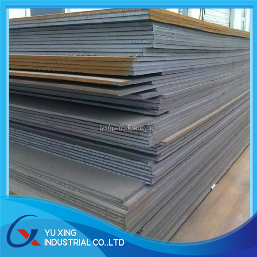 S235JR Q235B Alloy Steel Plate SS400 A36 Mild Steel Plate Price