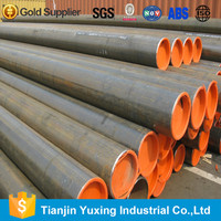 steel carbon elephant tube can provide with steel cap