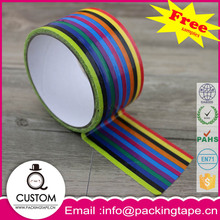 Art and craft outdoor waterproof duct tape for decoration