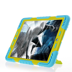 MIX COLORFUL Smart Case Cover with Back Case for ipad mini