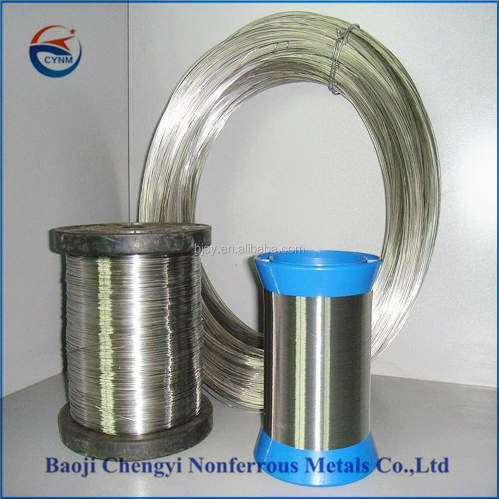 good ampacity of annealed nickel wire