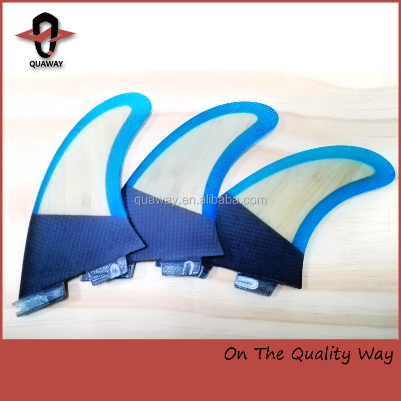 Custom Surfboard Fins FUTURE FCS Stand Up Paddle Side Fins US Box Fin