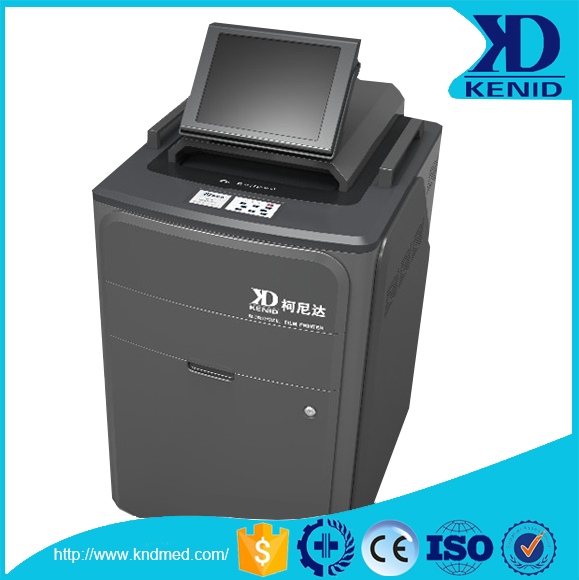 medical self film printer with a full package of solution provided