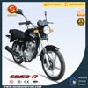 Cool Design Crazy Selling 150CC Black Street Motorcycle CG 150 TITAN SD150-17