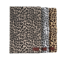 Leopard Pattern Horizontal Flip Leather Case with Sleep / Wake-up Function & Holder & Card Slots & Wallet for iPad Pro 9.7 inch