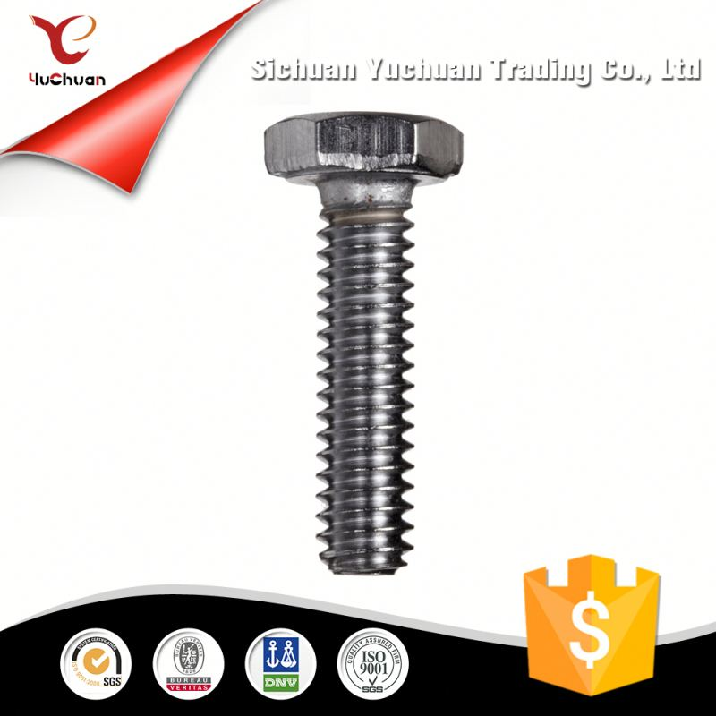 stainless steel hook anchor bolt