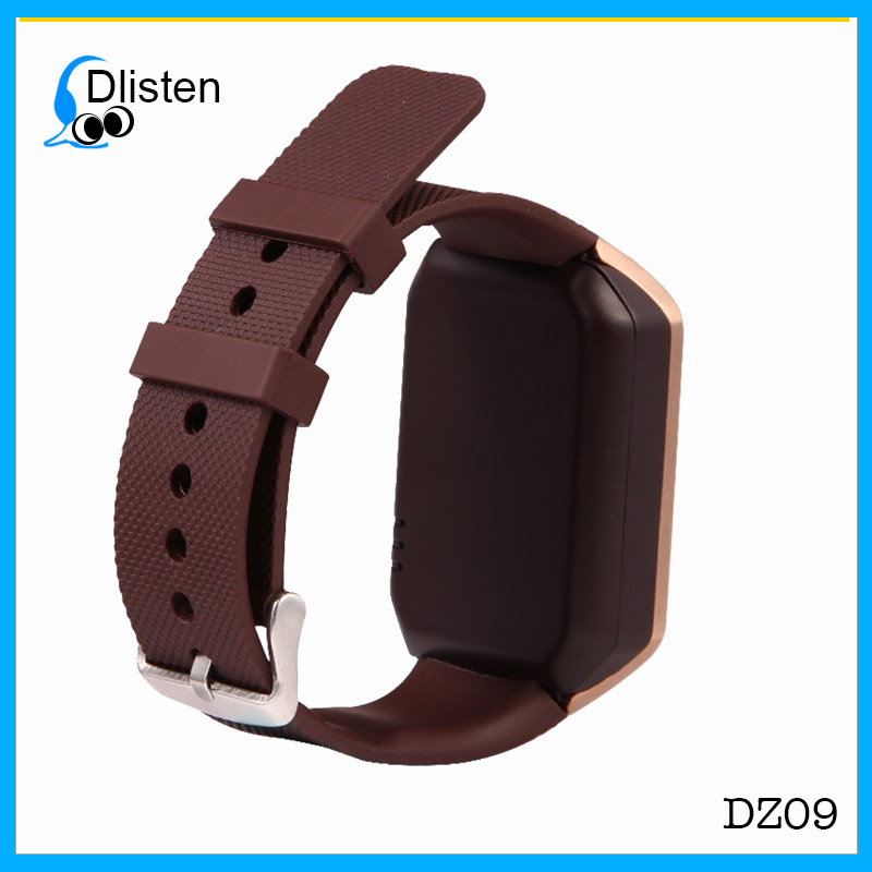 Bluetooth Smart watches DZ09 for iPhone Samsung Android Cell Phone SIM card anti-lost touch screen Fitness mobile watch phone