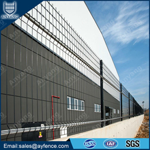 Factory Strong and Reliable Security School Fence for Playgrounds