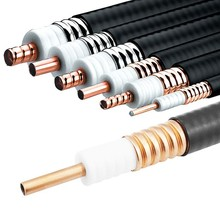 7/8'' Feeder Cable Flexible RF Coaxial Cable