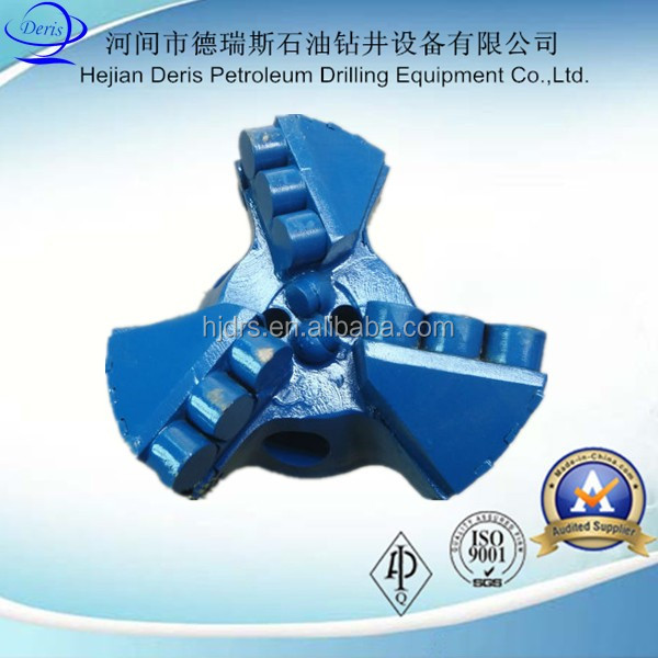 Hot sales ! single bit for farm irrigation water well drilling rig