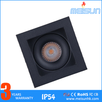 Energy Saving 10w 4 Inch IP54 Led Cob Downlights Led Shower Lamp Waterproof Led Ceiling Light 3000k