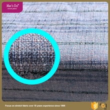 China fabric wholesale cationic style polyester 4 way spandex fabric for fashion garment
