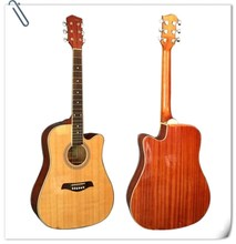 Chinese hotsale 41 inch guitar acoustic music guitar O30EB41N