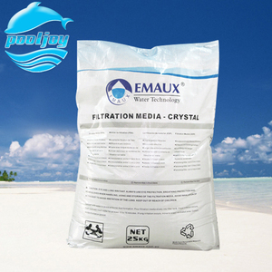 Emaux Crystal Glass Filter Media for swimming pool