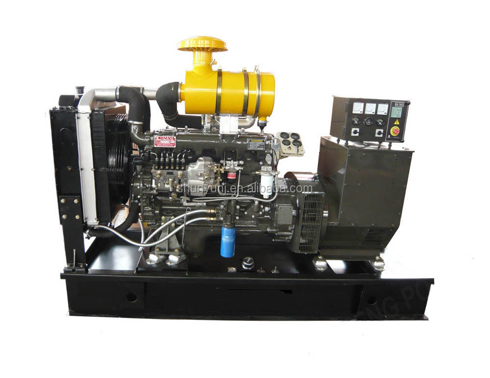 80kw Power Electric Equipment Used Diesel Engine Generator for Sale
