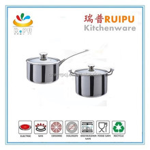 TOP QUALITY premier Korea cookware set stainless steel
