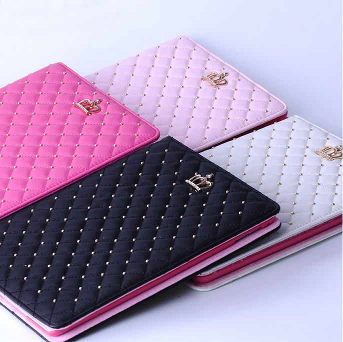 Protective Flip PU Leather Case Tablet Stand Cover Case For ipad mini/for ipad2 3 4 /Air/Air2