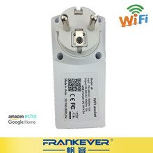 FRANKEVER WIFI SMART PLUG 220V EU TYPE USB CHARGER SMART WIFI SOCKET