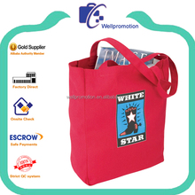 Wholesale fruit and vegetables folding shopping bag