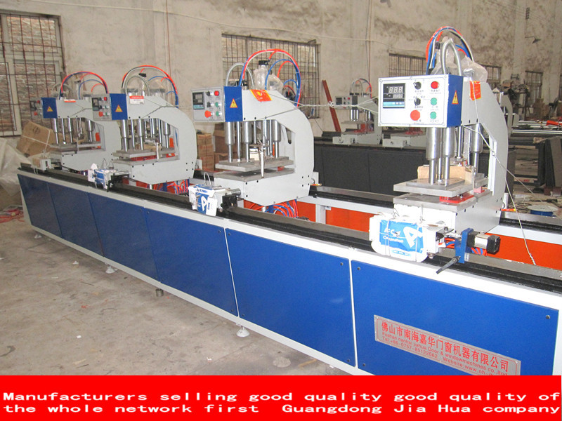 PVC machine arch bending machine for window and door/PVC DOOR AND WINDOW MACHINE