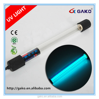 254nm 36.5CM Quartz tube ultraviolet light uvc lamp for aquarium