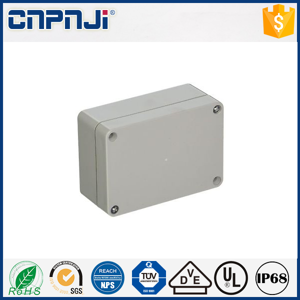 Waterproof Plastic Sealed Electric Junction Enclose Box