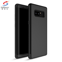 TPU +PC Smart phone cover case for Samsung galaxy note 8